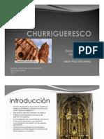 Churrigueresco