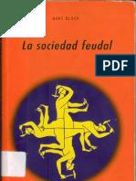 La Sociedad Feudal Marc Bloch