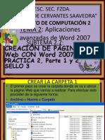 Paginas Web Practica 2 p1 p2