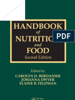 Handbook of Nutrition and Food