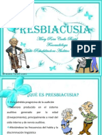 Presbiacusia Mary