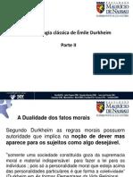 Aula Durkheim Parte 2