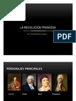 Unidad 8 La Revolución Francesa - Carolina Betancur