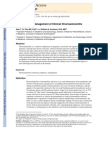Diagnosis and Management of Clinical Chorioamnionitis