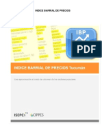 Informe IBP TUC Abr '13