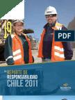 Reporte Chile 2011 Barrick
