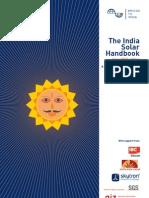 The India Solar Handbook