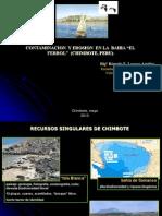 Bahía El Ferrol y la paz