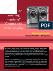 Internet or washing machine? Choose the latter anyday | Redgage