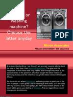 Internet or washing machine? Choose the latter anyday | Redgage
