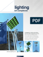 Floodlighting for Multi-sport Complexes