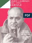 Roque Javier Laurenza - Homenaje