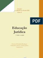 VD- FINAL 2a Ed Educacao Juridica 05-11-2012