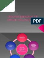 Lesiones Benignas de Origen Melanocitico