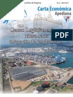 Centro logístico enfrenta nuevo reto - integración del conglomerado
