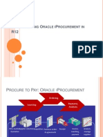 R12 iProcurement Presentation OA
