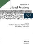 Milner (2013) International Relation
