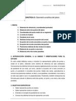 06 Geometria Analitica Del Plano