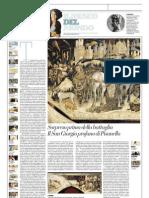 IL MUSEO DEL MONDO 22 - San Giorgio e La Principessa Di Pisanello (1437-38) - La Repubblica 26.05.2013
