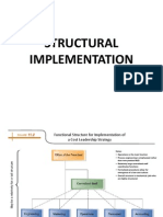 BPSM Structural Implementation
