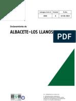 Consigna a 2926-6. Albacete AV
