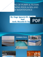 Basic Sizing of Pumps and Filters by Engr. Ignacio M. Aguito and Arct. Ricardo Taytay(1)
