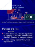 69275070 NFPA20 Presentation Fire Pumps