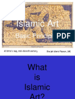 Islamic Art Basic Principles