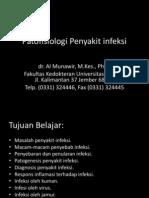 Patofisiologi Penyakit Infeksi [Dr. Al Munawir]