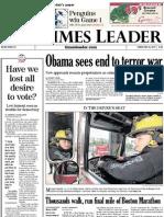 Times Leader 05-26-2013
