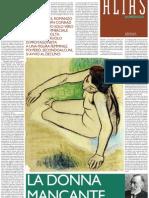 La Donna Mancante,Tommaso Pincio Su Joseph Conrad - Alias de Il Manifesto 26.05.2013