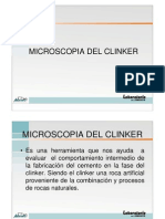 Microscopia Del Clinker