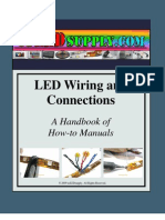 How-To Handbook (LED Conections)