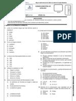Examen Bimestral 4too Abad Lenguaje