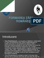 Formarea Ţării Româneşti