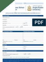 Postgraduate Form 2012_New