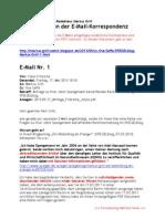 Antwort von SPIEGEL-Redakteur Markus Grill auf eine Jobst Spengemann betreffende Anfrage