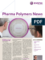 Evonik Pharma Polymers News 2 2012