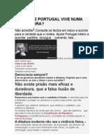 Sabia Que Portugal Vive Numa Ditadura