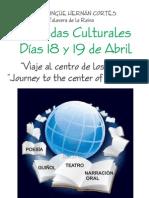 Jornadas Culturales