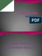 HRIS,HR Accounting,HR Audit