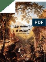 Viaggi Naturalistici d'Estate 2007-2008