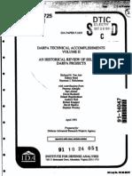 DARPA accomplishments Vol 2