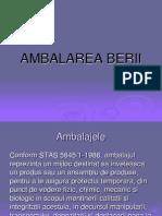 AMBALAREA BERII