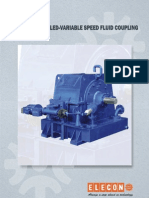 VARIABLE FLUID COUPLING