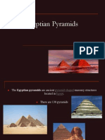Project Egyptian Pyramids