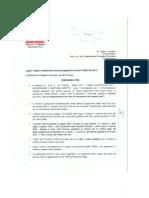 Interrogazione sulle Spese Addizionali TARSU 2012