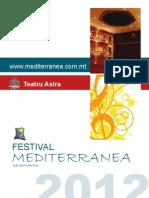 Festival Mediterranea 2012