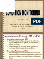 M8. Condition Monitoring