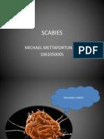 Patofisiologi Scabies